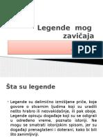 Legende  mog  zavičaja 2.pptx