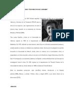 """Crítica al Libro """"Por Una Etica de Consumo"""""""