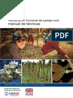 Manual de Técnicas Para Restauración Del Paisaje Rural
