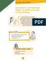 Documentos Primaria Sesiones Unidad06 QuintoGrado Integrados 5G U6 Sesion03
