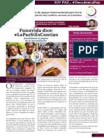 Boletín mes de julio- Funuvida, Qantu