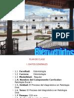 El Proceso Del Diagnóstico en Patología Oral