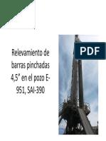 INFORME 3 --- Relevamiento Barras Pinchadas E-951 SAI-390