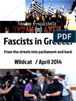 Fascists In Greece.