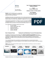 task 9 sis analysis white crystals student brief