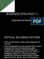 Business Strategy v Org Appsl