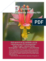 CALIFORNIA Flower Essence Guide-Spanish 2014