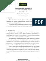 Questões Relativas ao  Atendimento da Resolução Normativa ANEEL 398 2010