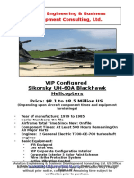 ae bd consulting - uh-60a - aircraft for sale - vip configuration 160801 a4 size