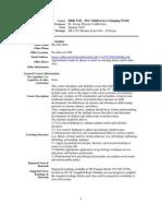 UT Dallas Syllabus for ishd3343.5u1.10u taught by Jacoba Geertje Vanbeveren (jtv013100)