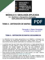 EXPLORACIÓN GEOQUÍMICA_tema09
