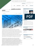 BARACUHY - Geoeconomia - A Lógica Geopolítica No Comércio Mundial » Política Externa