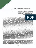 CG JUNG y la PSICOLOGIA MODERNA