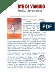 Provviste di viaggio XIX Domenica Ordinario C.doc