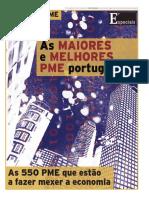 Especial Guia PME as Maiores e Melhores PME 30 Setembro 2015