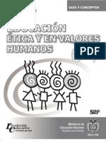 ETICA Y VALORES 6 - 7