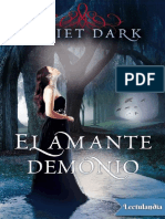 El Amante Demonio - Juliet Dark