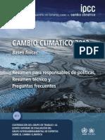 Ipcc Climate Change Sumary