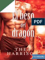 El Beso Del Dragon - Thea Harrison