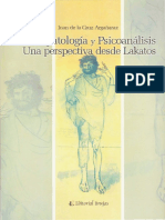 Argañaraz Juan De La Cruz - Psicopatologia Y Psicoanalisis Una Perspectiva Desde Lakatos.pdf