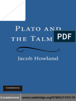 Plato and the Talmud