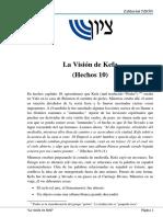 La Vision de Kefá