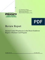 DSW GPC Audit December 2014