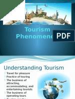 Module 1- Tourism Phenomenon