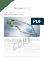 Energy Island Leaflet