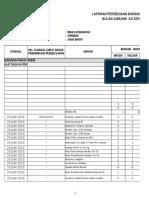 Stok Opname Watubelah Semester 1 2015