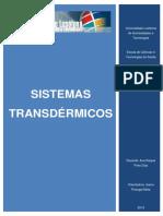 Dissertação SISTEMAS TRANSDÉRMICOS