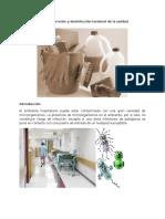 Aseo Concurrente y Desinfección Terminal de La Unidad