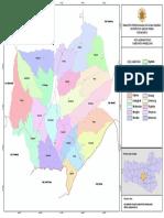 Peta Administrasi Kab Magelang