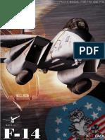 F 14 X Manual Vol 1 in FSX