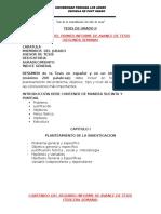 Diseño de Clases de Tesis de Grado II