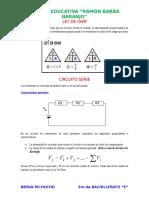 Electronica Básica Conceptos Teoremas