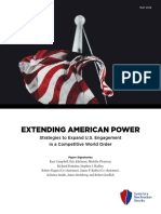 Center for a New American Security Report 2016