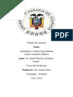 Trabajo de Química Jeziel Alvarado