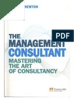 Management Consultant Mastering