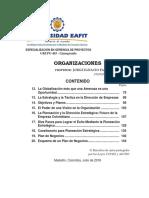 Mem 2 Organizaciones EAFIT Esp Gerencia Proyectos 2016