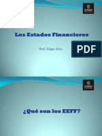 3 Los Estados Financieros