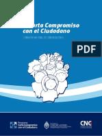 Carta Compromiso Cnc 2009 Segunda Carta