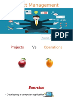 Project Management Overview