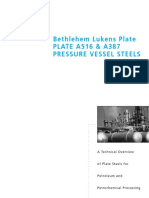 plate a516 and a387 - pressure vessel steels