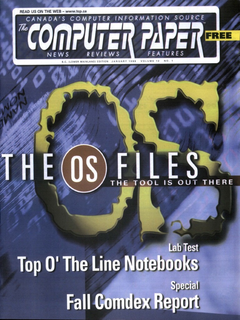 1999 01 the computer paper bc edition personal computers 1999 01 the computer paper bc edition personal computers desktop computer fandeluxe Image collections