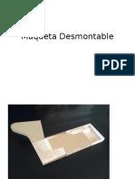 Ejemplos de Maqueta y Diagramas