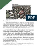 Spatial Analysis of Quiapo and Plaza Miranda