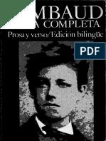 Rimbaud Obra Completa