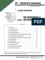 MX M450 & MX M350
