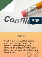 Conflict Final Ob Ppt